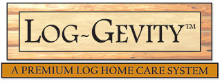 Log-Gevity™ Premium Log Home Care System